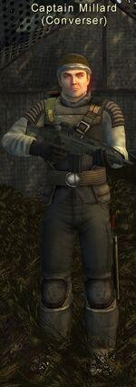 Captain Millard