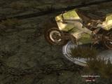 Combat Motorcycle