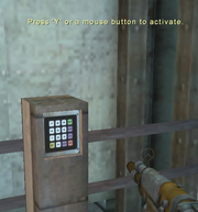 Lift Button