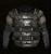 White Crow Body Armor Icon