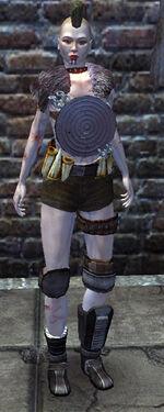 NPC Warrior Frick