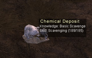 Chemical Deposit