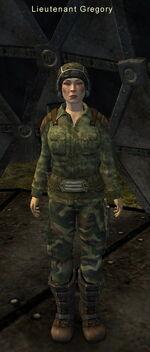 Lieutenant Gregory (EF)