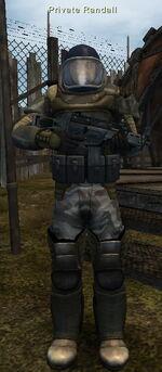 Private Randall (EF)
