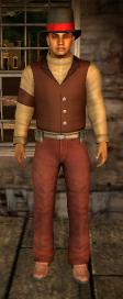 NPC Brice Gordon