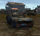 Node: Abandoned Car