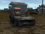 Node: Abandoned Car
