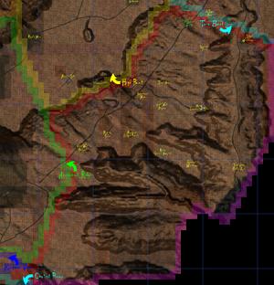 Lower Toro Valley