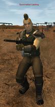 Survivalist Lackey