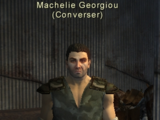 NPC: Machelie Georgiou