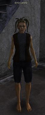 NPC Gina Landry