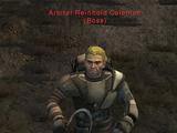 Enemy: Arbiter Reinhold Coleman