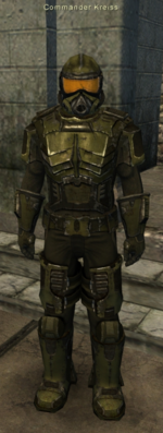 Commander Kreiss