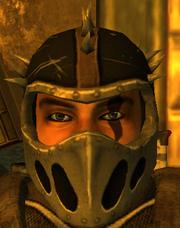 Marauder Helmet