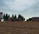 Farmland Defensive Post