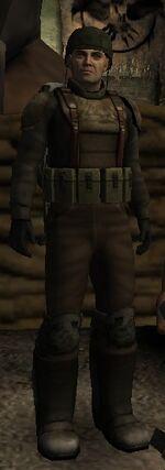 Sergeant Krell
