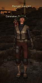 Ranger Lauren