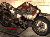 Cargo Motorcycle