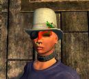 Classy Holly Hat