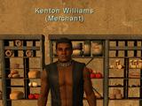 Merchant: Kenton Williams