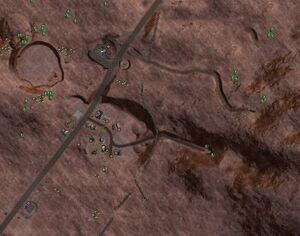 Coppermine Satellite