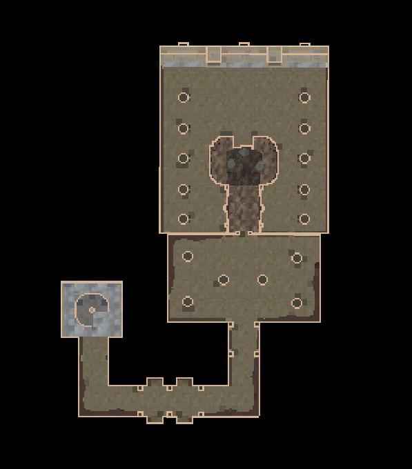 Catacomb B2sm