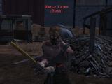 Enemy: Marco Yates
