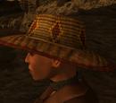 Fancy Straw Hat