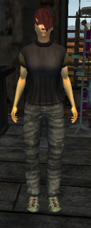 NPC Bartender Leona