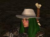 Drifter's White Hat