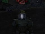 Enemy: Edik Joyner