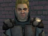 NPC: Disgruntled Outsider