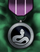 Medalsnakesilver