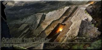AgainstTheWall