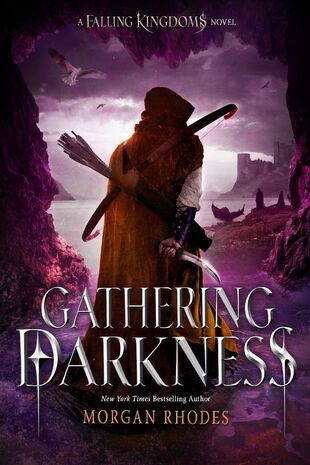 Gathering Darkness   Falling Kingdoms by Morgan Rhodes Wiki