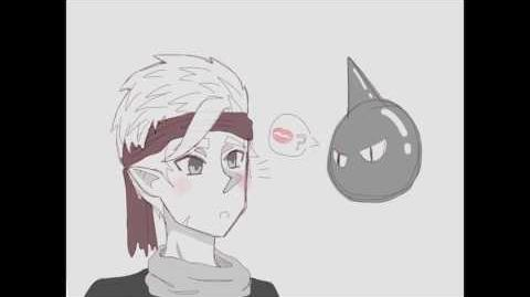 Kiss the Girl - OC Animatic