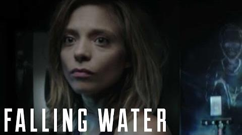 Falling Water Cast Interview Lizzie Brocheré - Season 1