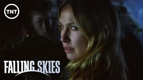 Sarah Carter Retrospective Falling Skies TNT