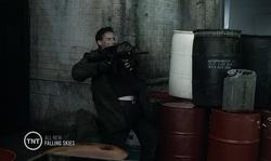 Trevor shot