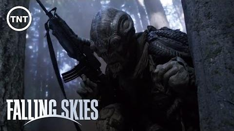 Doug Jones Retrospective Falling Skies TNT