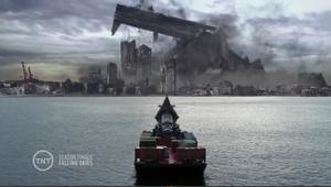 Boston destroyed