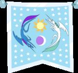 Equestria founding flag by vectorshy