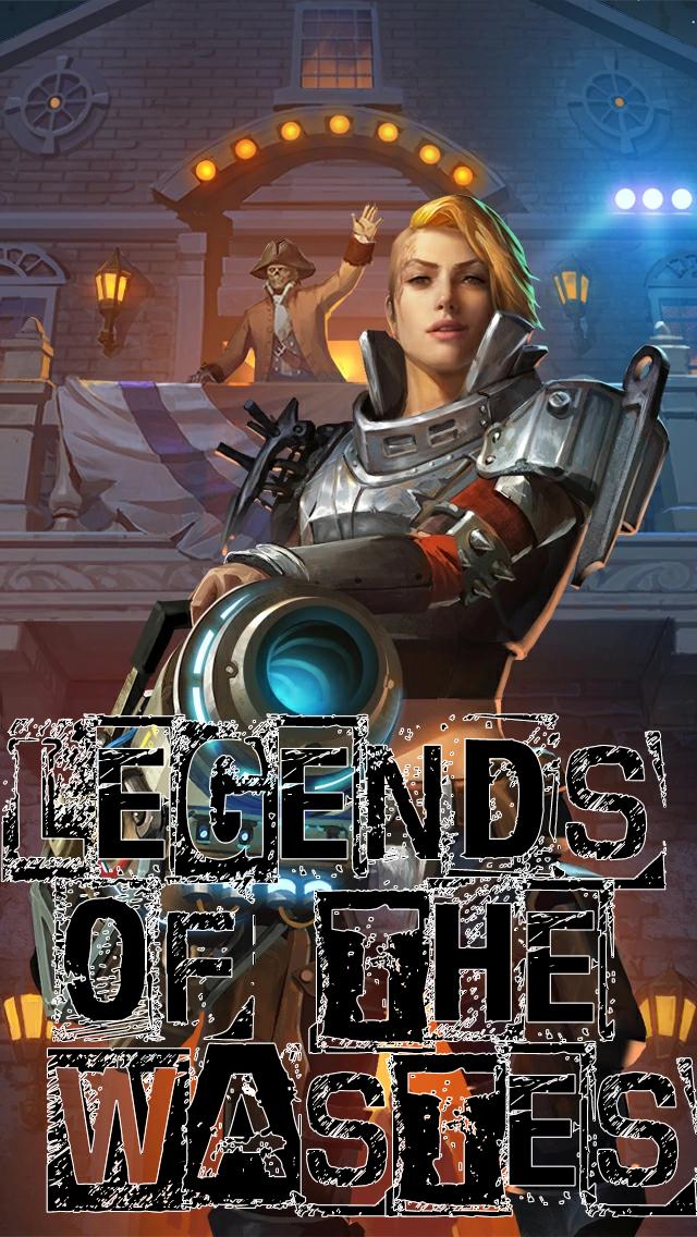 Legends Art 10