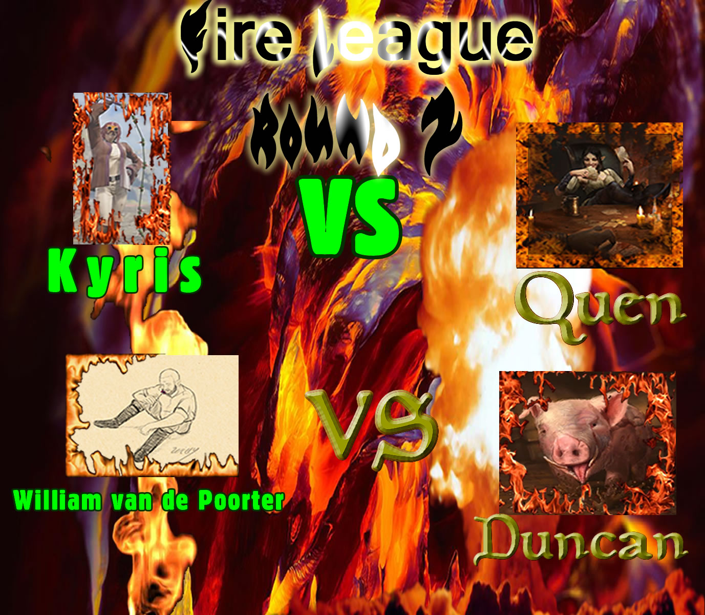 Gay 2019 fire league 2