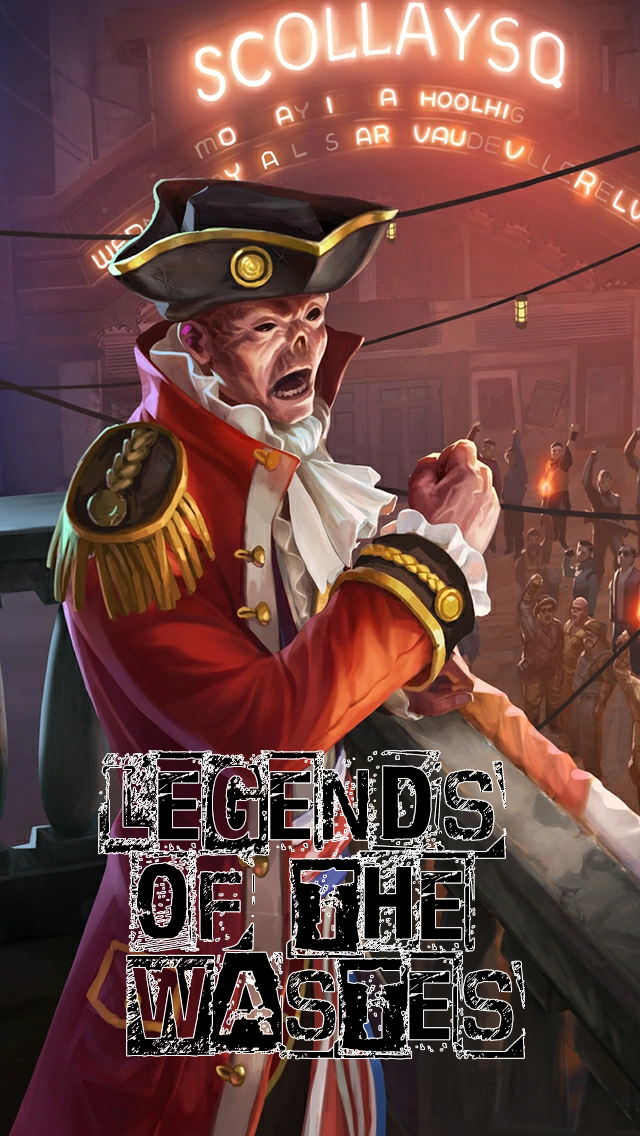 Legends Art 9