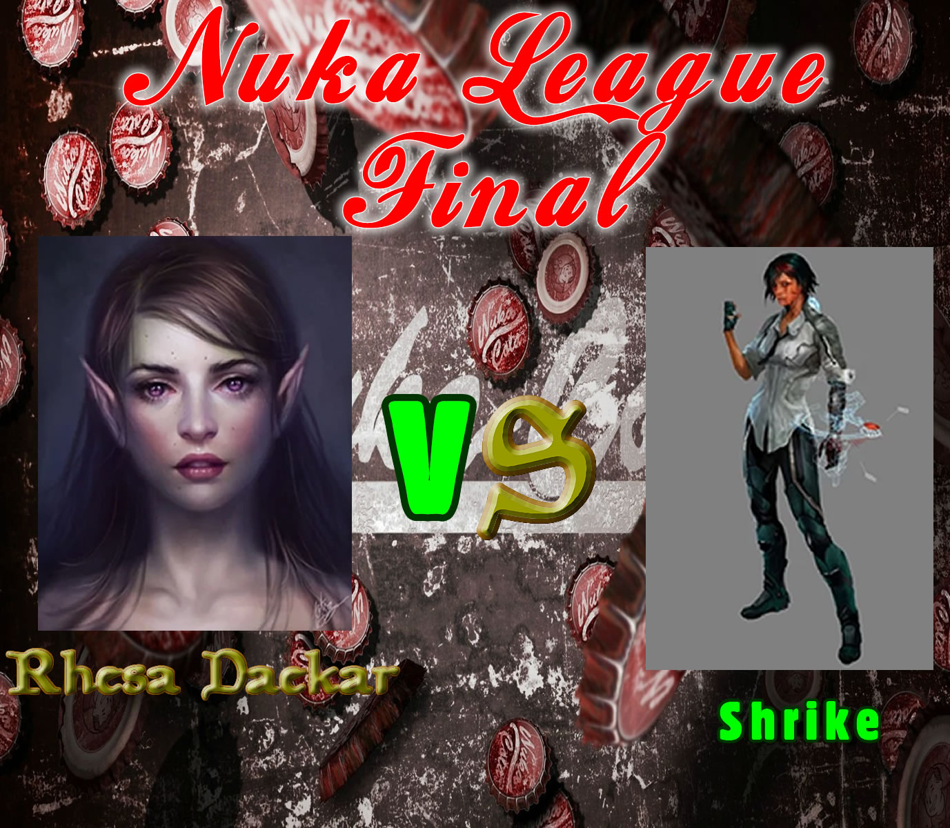 Gay 2019i Nuka league Final