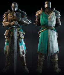 Royal Legion Warden