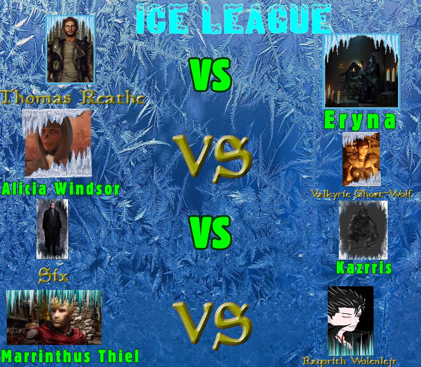 Gay 2019 ice league 1