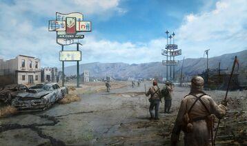Mojave Wasteland