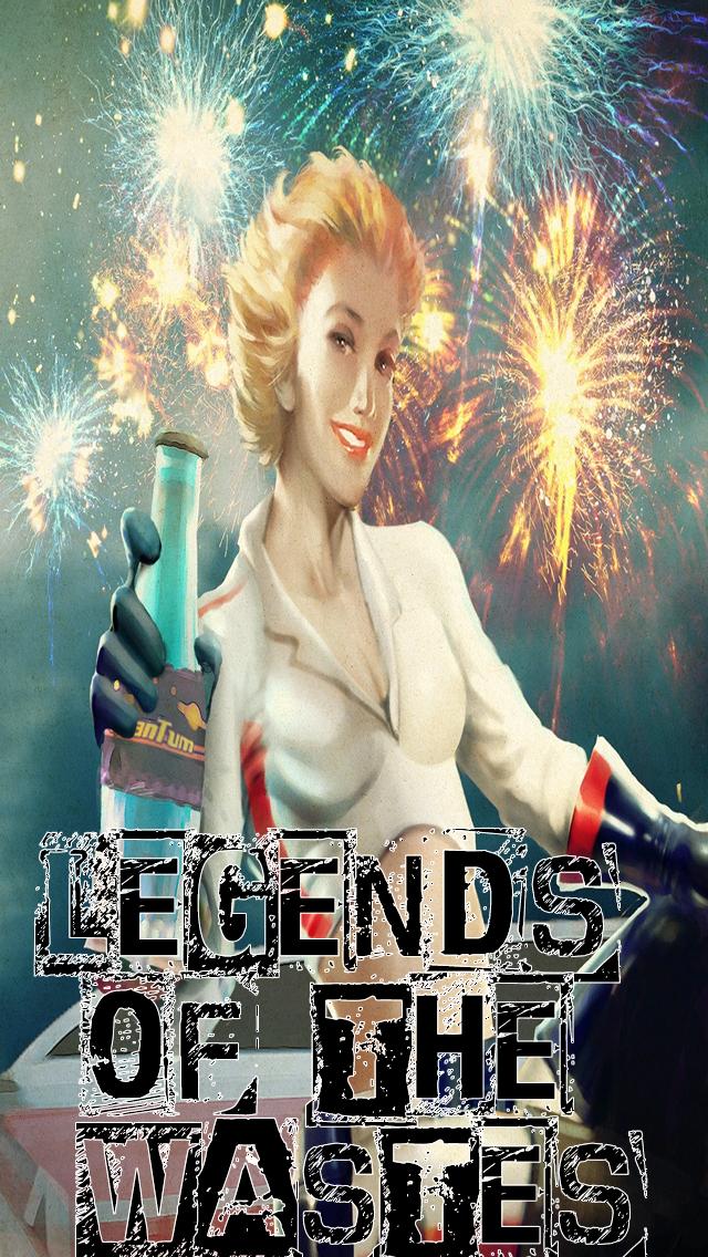 Legends Art 14